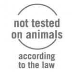 Nie testowano na zwierzętach