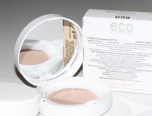 Ekologiczny podkład w kompakcie z filtrem (SPF 30)